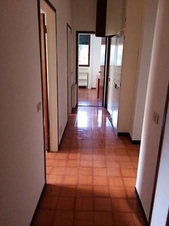 Appartamento in affitto a Rapallo, San Michele Di Pagana, Con giardino, 120 mq - Foto 22