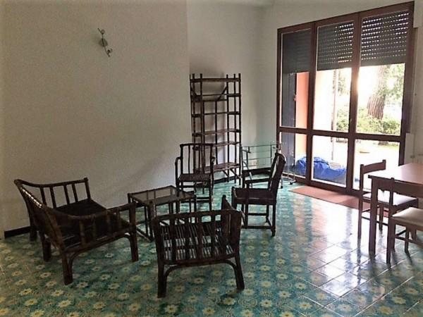 Appartamento in affitto a Rapallo, San Michele Di Pagana, Con giardino, 120 mq - Foto 28