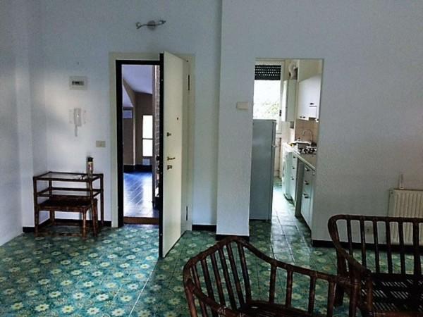 Appartamento in affitto a Rapallo, San Michele Di Pagana, Con giardino, 120 mq - Foto 17