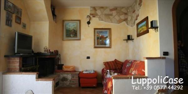 Appartamento in vendita a Monteriggioni, Arredato, con giardino, 78 mq - Foto 12