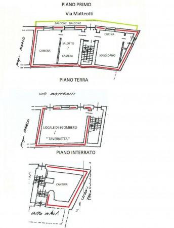 Appartamento in vendita a Alpignano, Centro, 91 mq - Foto 3