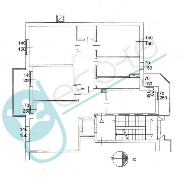 Appartamento in vendita a Milano, Vodafone Village, Con giardino, 124 mq - Foto 2
