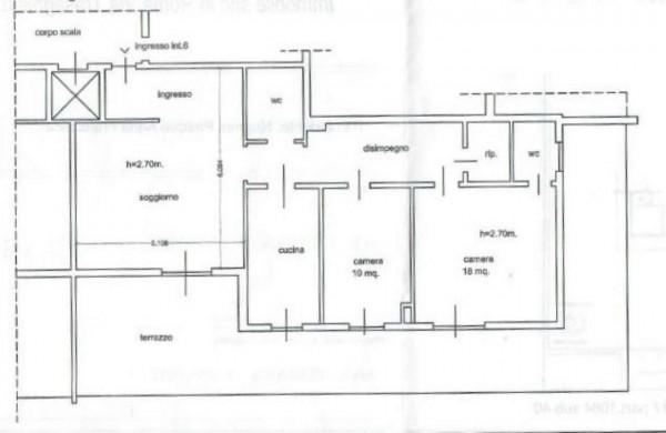 Appartamento in vendita a Roma, Labaro, Con giardino, 100 mq - Foto 2