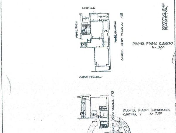 Appartamento in vendita a Torino, Barriera Di Milano - Piazza Rebaudengo, 60 mq - Foto 2