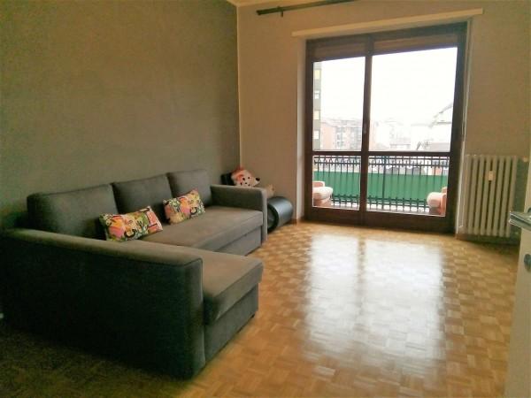 Appartamento in vendita a Torino, Barriera Di Milano - Piazza Rebaudengo, 60 mq