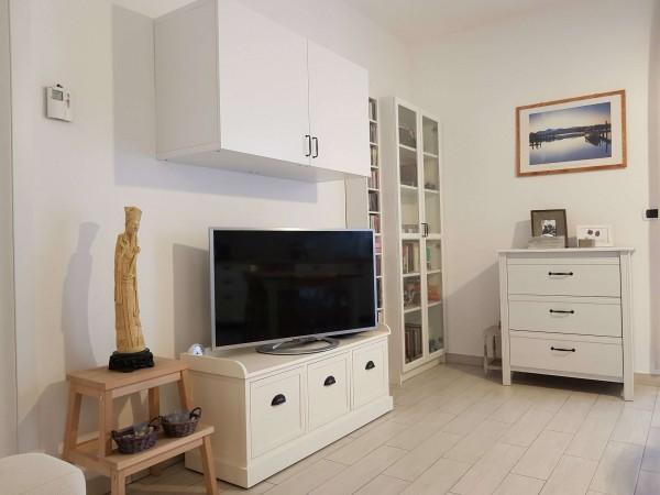 Appartamento in vendita a Vinovo, Centrale, Con giardino, 60 mq