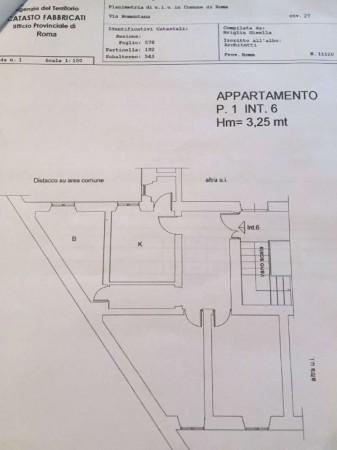 Appartamento in vendita a Roma, Porta Pia, Arredato, 95 mq - Foto 2