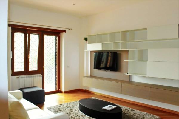 Appartamento in affitto a Roma, Genieri, Arredato, con giardino, 95 mq - Foto 1