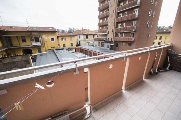 Appartamento in vendita a Desio, Centro, Con giardino, 70 mq - Foto 20