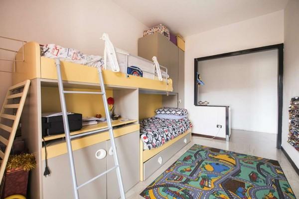Appartamento in vendita a Desio, Centro, Con giardino, 70 mq - Foto 16