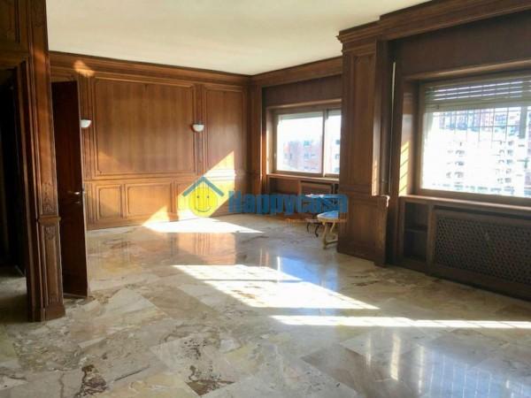 Appartamento in vendita a Roma, Piazza Pio Xi, 200 mq - Foto 1
