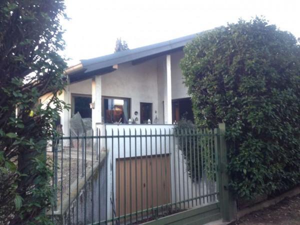 Casa indipendente in vendita a Besnate, Arredato, con giardino, 250 mq - Foto 14