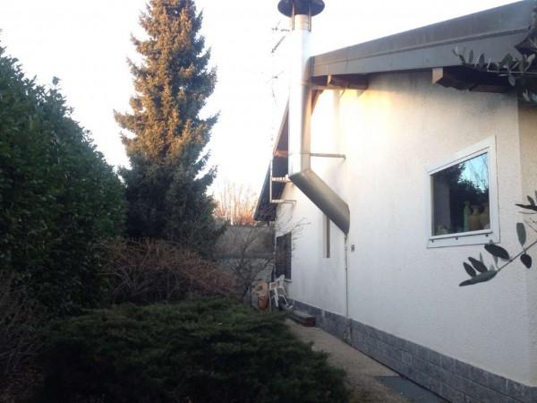 Casa indipendente in vendita a Besnate, Arredato, con giardino, 250 mq - Foto 10