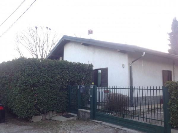 Casa indipendente in vendita a Besnate, Arredato, con giardino, 250 mq - Foto 12