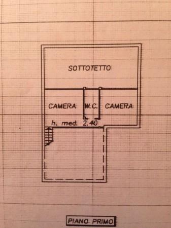 Casa indipendente in vendita a Besnate, Arredato, con giardino, 250 mq - Foto 4