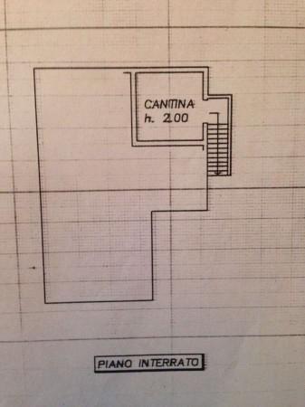 Casa indipendente in vendita a Besnate, Arredato, con giardino, 250 mq - Foto 7
