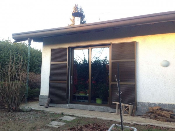 Casa indipendente in vendita a Besnate, Arredato, con giardino, 250 mq - Foto 16