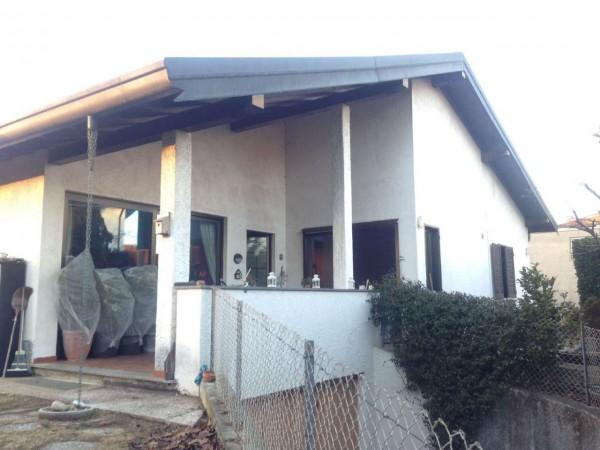 Casa indipendente in vendita a Besnate, Arredato, con giardino, 250 mq - Foto 11