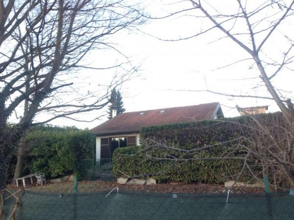 Casa indipendente in vendita a Besnate, Arredato, con giardino, 250 mq - Foto 13
