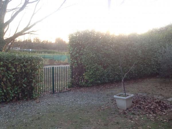 Casa indipendente in vendita a Besnate, Arredato, con giardino, 250 mq - Foto 8