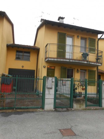 Appartamento in vendita a Trescore Cremasco, Residenziale, Con giardino, 89 mq - Foto 1