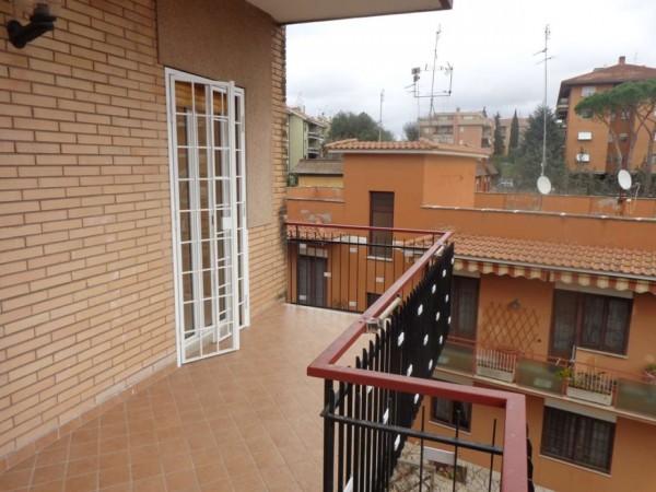 Appartamento in vendita a Roma, Casetta Mattei Portuense, 80 mq - Foto 8