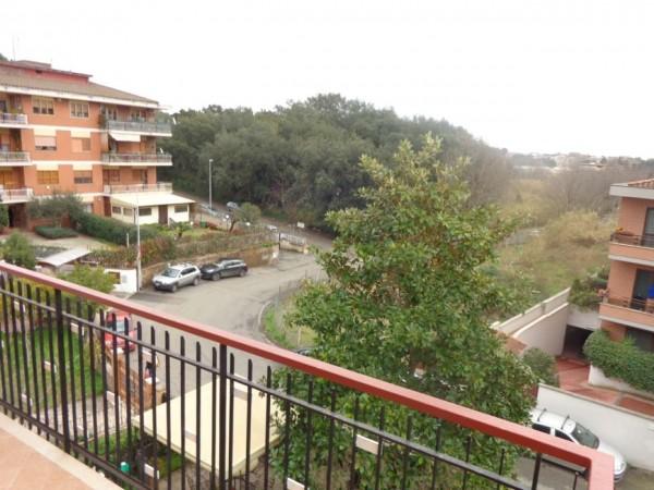 Appartamento in vendita a Roma, Casetta Mattei Portuense, 80 mq