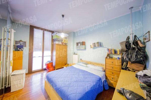 Appartamento in vendita a Milano, Affori Centro, Con giardino, 100 mq - Foto 13