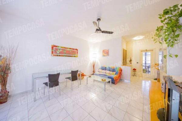 Appartamento in vendita a Milano, Affori Centro, Con giardino, 100 mq - Foto 17