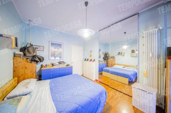 Appartamento in vendita a Milano, Affori Centro, Con giardino, 100 mq - Foto 6