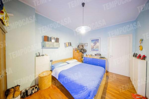 Appartamento in vendita a Milano, Affori Centro, Con giardino, 100 mq - Foto 12
