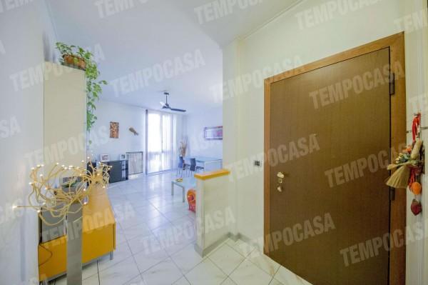 Appartamento in vendita a Milano, Affori Centro, Con giardino, 100 mq - Foto 9