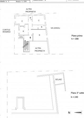 Appartamento in vendita a Milano, Affori Centro, Con giardino, 100 mq - Foto 2