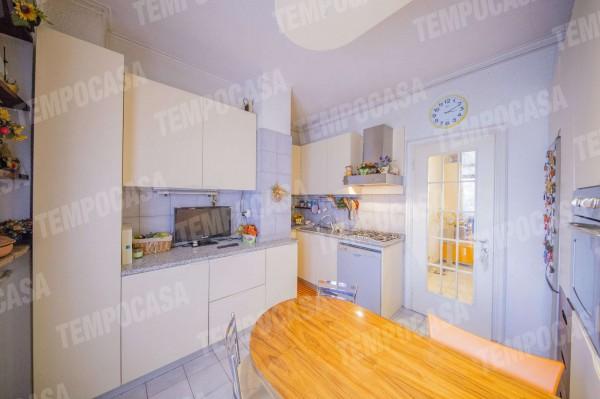 Appartamento in vendita a Milano, Affori Centro, Con giardino, 100 mq - Foto 14