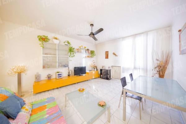 Appartamento in vendita a Milano, Affori Centro, Con giardino, 100 mq
