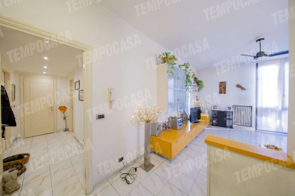 Appartamento in vendita a Milano, Affori Centro, Con giardino, 100 mq - Foto 8