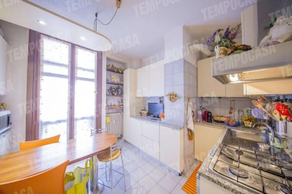 Appartamento in vendita a Milano, Affori Centro, Con giardino, 100 mq - Foto 15