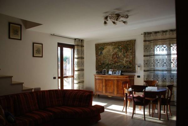 Villetta a schiera in vendita a Vinovo, Periferica, Con giardino, 127 mq - Foto 20
