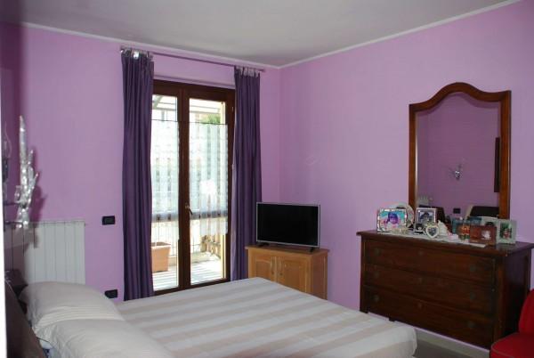 Villetta a schiera in vendita a Vinovo, Periferica, Con giardino, 127 mq - Foto 18