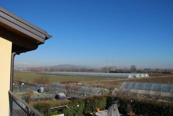 Villetta a schiera in vendita a Vinovo, Periferica, Con giardino, 127 mq - Foto 10
