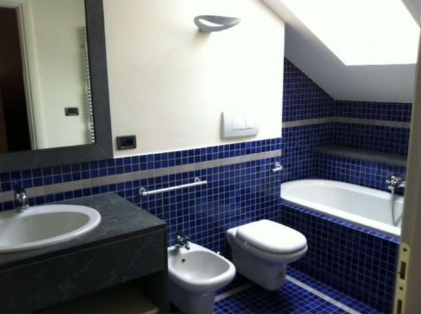 Appartamento in vendita a Moncalieri, Precollina, Con giardino, 120 mq - Foto 17