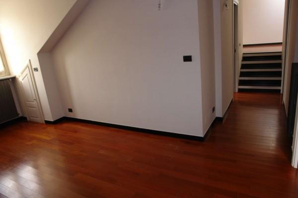 Appartamento in vendita a Moncalieri, Precollina, Con giardino, 120 mq - Foto 9