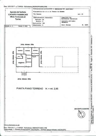 Villa in vendita a Almese, Precollina, Con giardino, 270 mq - Foto 5