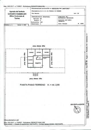 Villa in vendita a Almese, Precollina, Con giardino, 270 mq - Foto 3