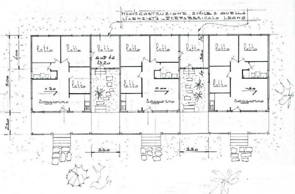 Villa in vendita a Almese, Precollina, Con giardino, 270 mq - Foto 2