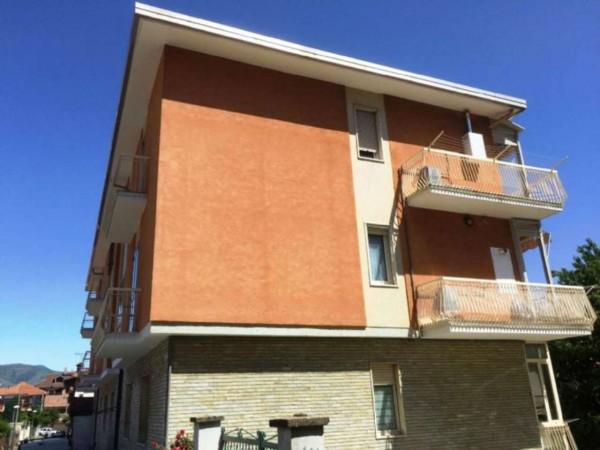 Appartamento in vendita a Alpignano, Centrale, Con giardino, 80 mq