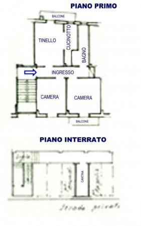 Appartamento in vendita a Alpignano, Centrale, Con giardino, 80 mq - Foto 2