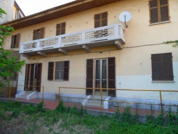 Casa indipendente in vendita a Alpignano, Centro, Con giardino, 230 mq