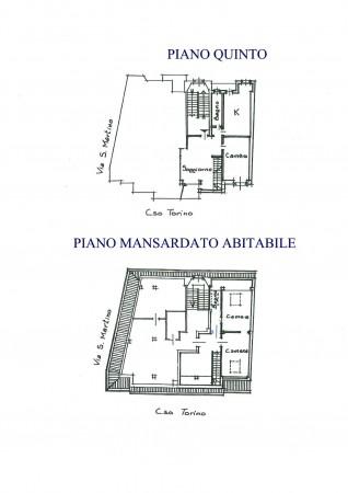 Appartamento in vendita a Alpignano, Centro, 140 mq - Foto 2