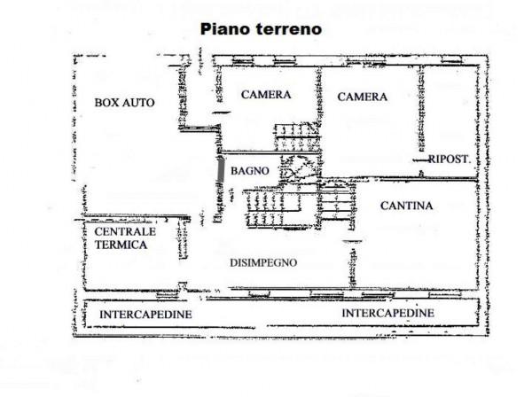Villa in vendita a Buttigliera Alta, Semicentrale, Con giardino, 170 mq - Foto 4